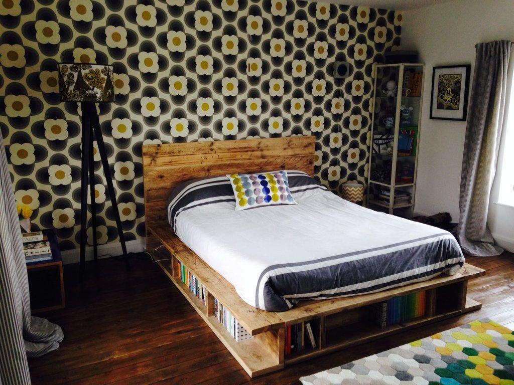 Industrial Bed Frame Uk