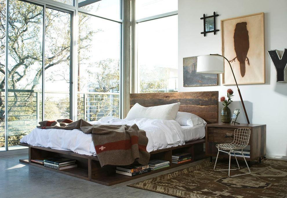 Industrial Bed Frame
