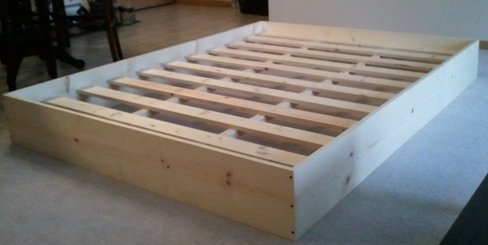 Inexpensive Diy Bed Frame