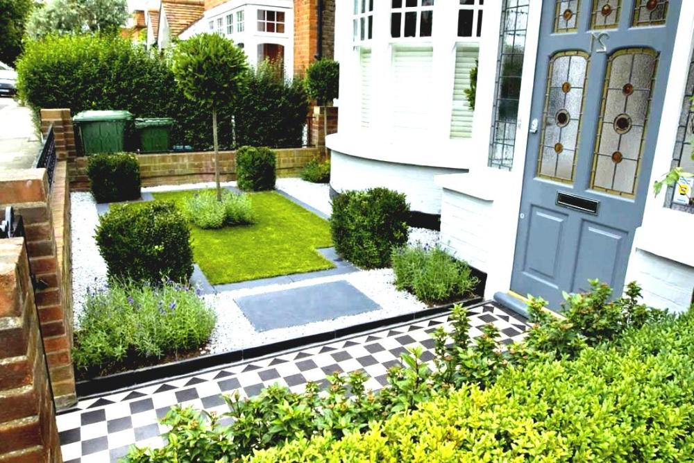 Inexpensive Landscaping Ideas For Front Of House