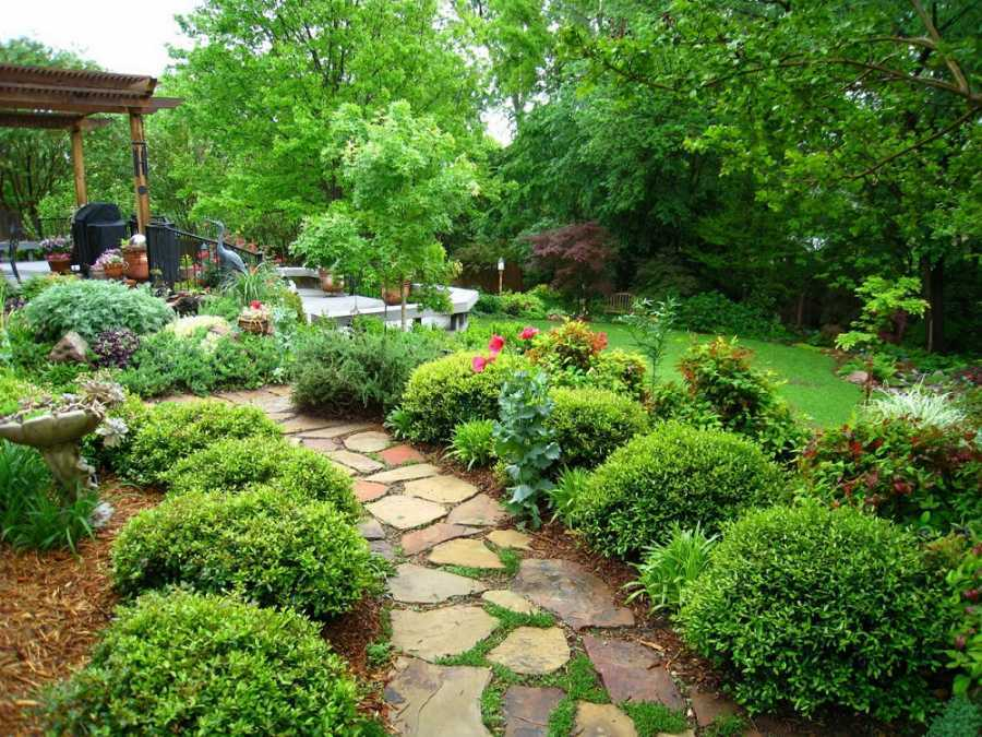Inexpensive Landscaping Ideas For Hillside