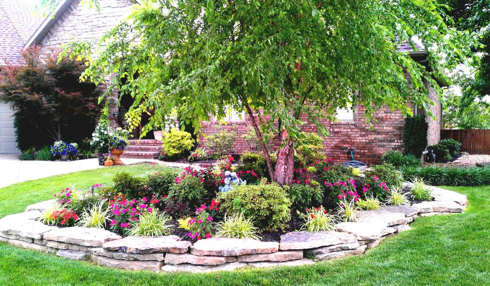Inexpensive Landscaping Ideas For Slopes