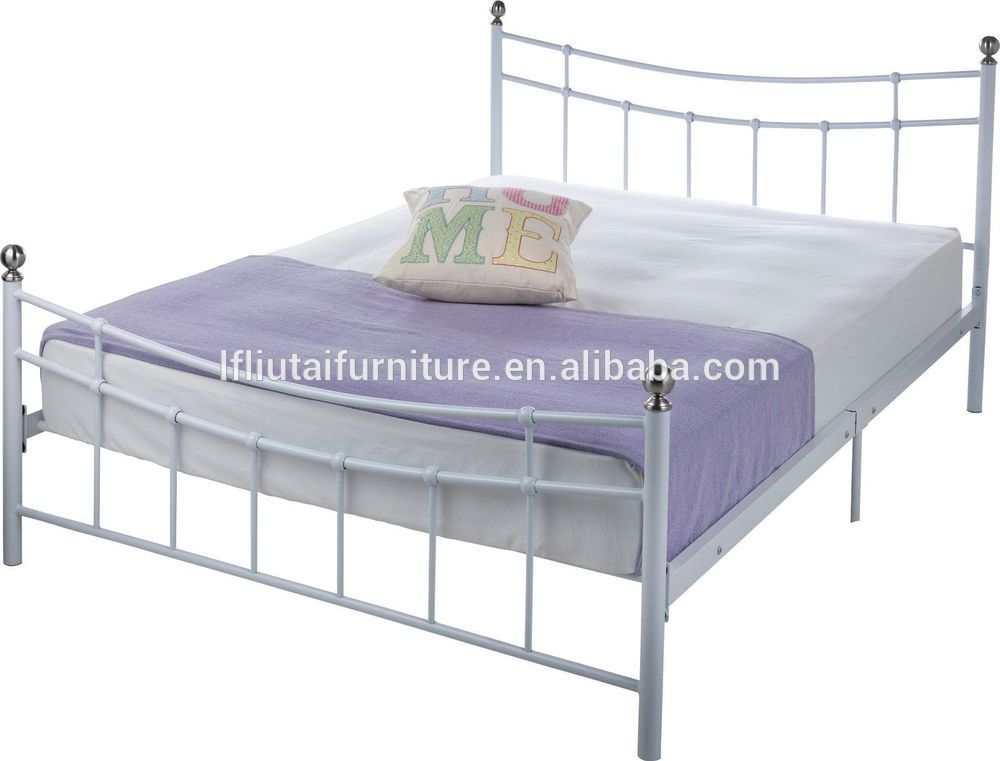 Iron Bed Frame King Single