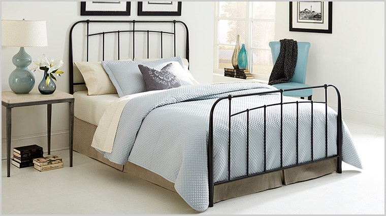 Iron Bed Frames Queen Size