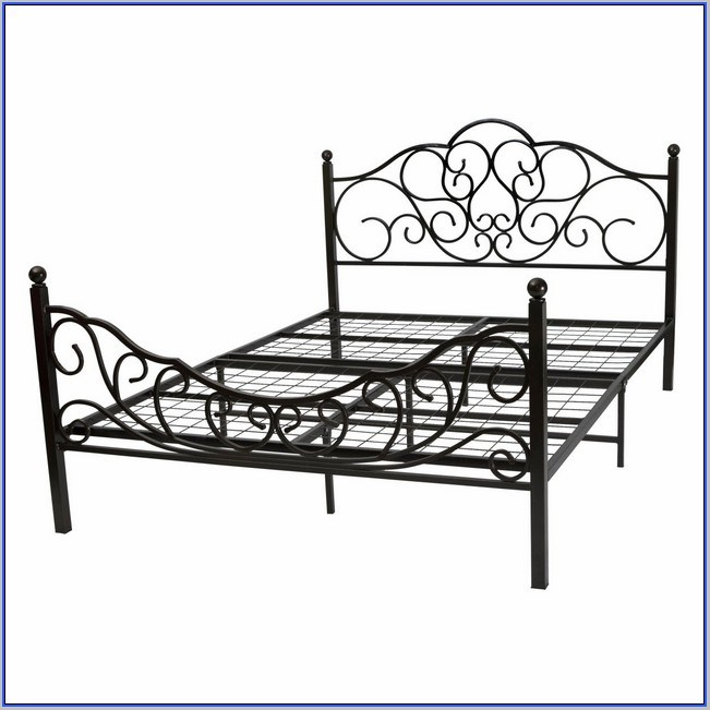 Iron Bed Frames Queen