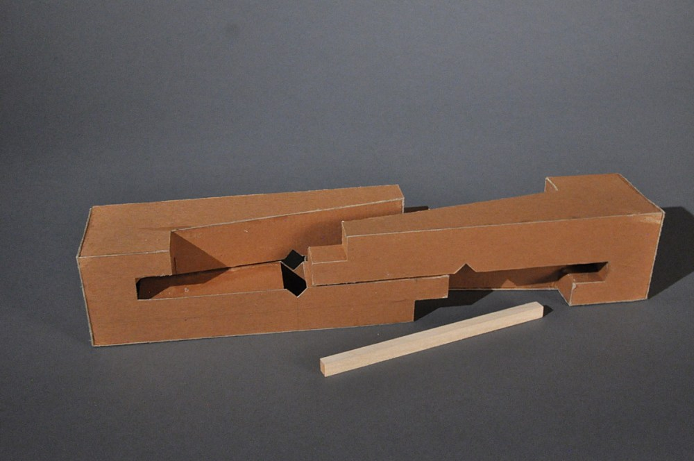Japanese Bed Frame Joinery