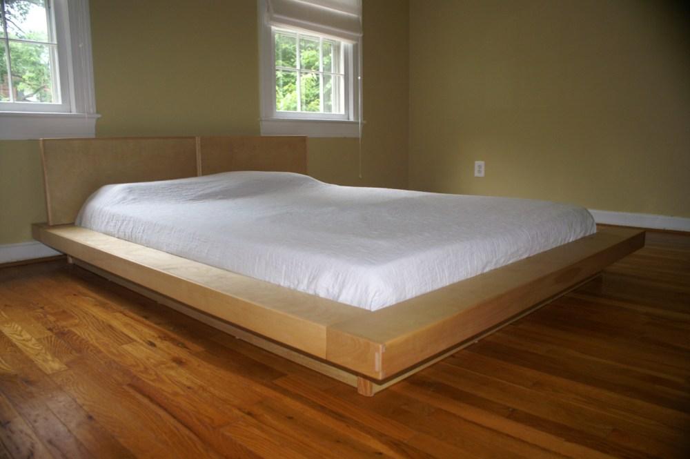 Japanese Bed Frame King