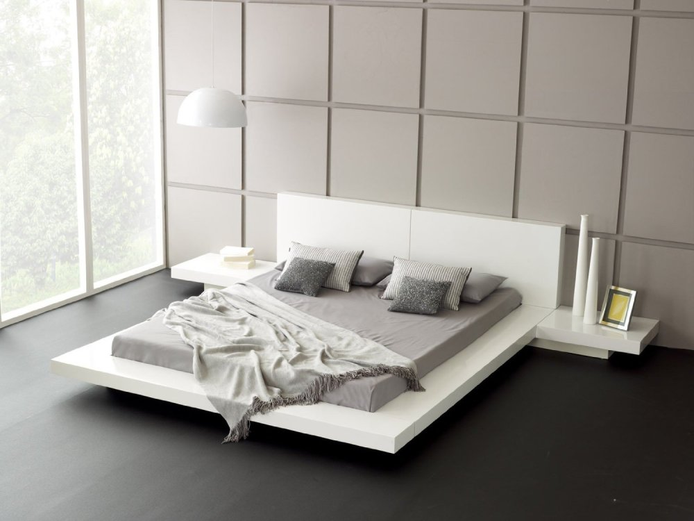 Japanese Style Bed Frame
