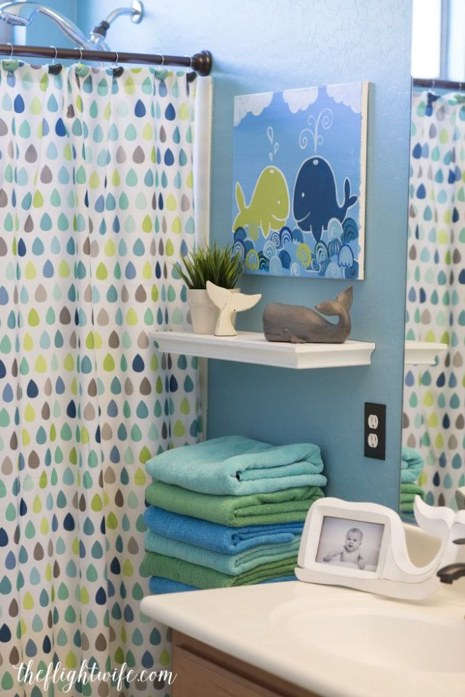 Kid Bathroom Ideas Pinterest