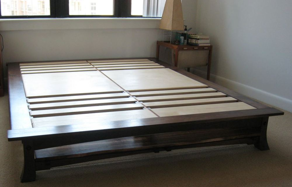 King Bed Frame For Memory Foam Mattress