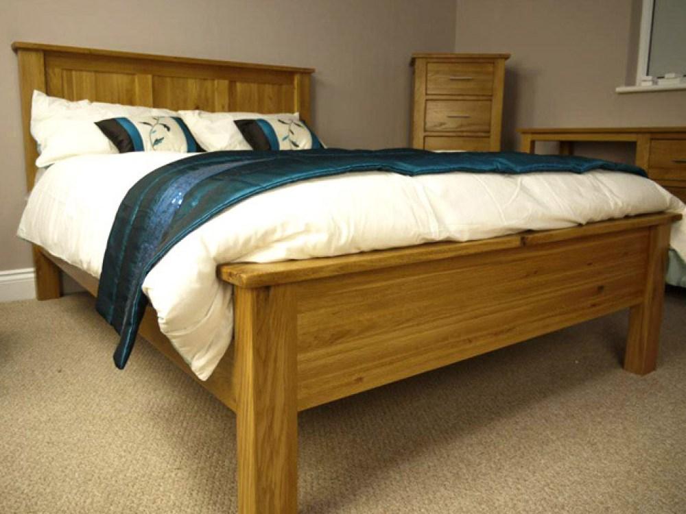King Bed Frame Wood