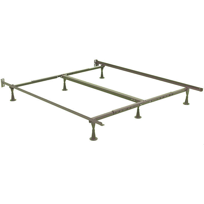 King Cal King Queen Metal Bed Frame