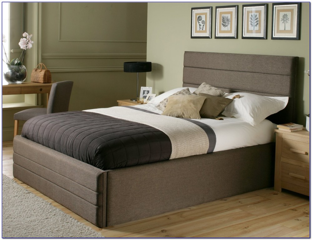 King Metal Bed Frame Dimensions