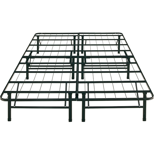 King Platform Bed Frame Metal