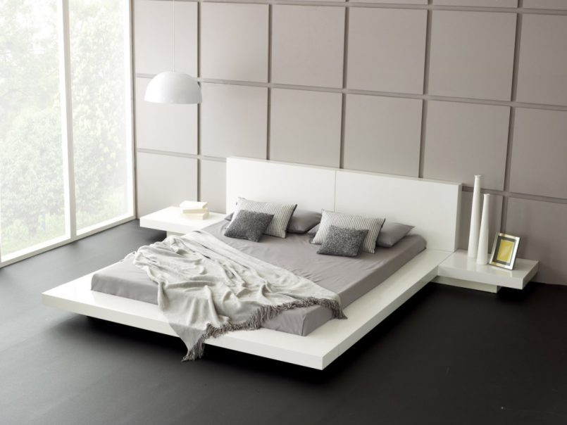 King Size Bed Frame Dimension Malaysia