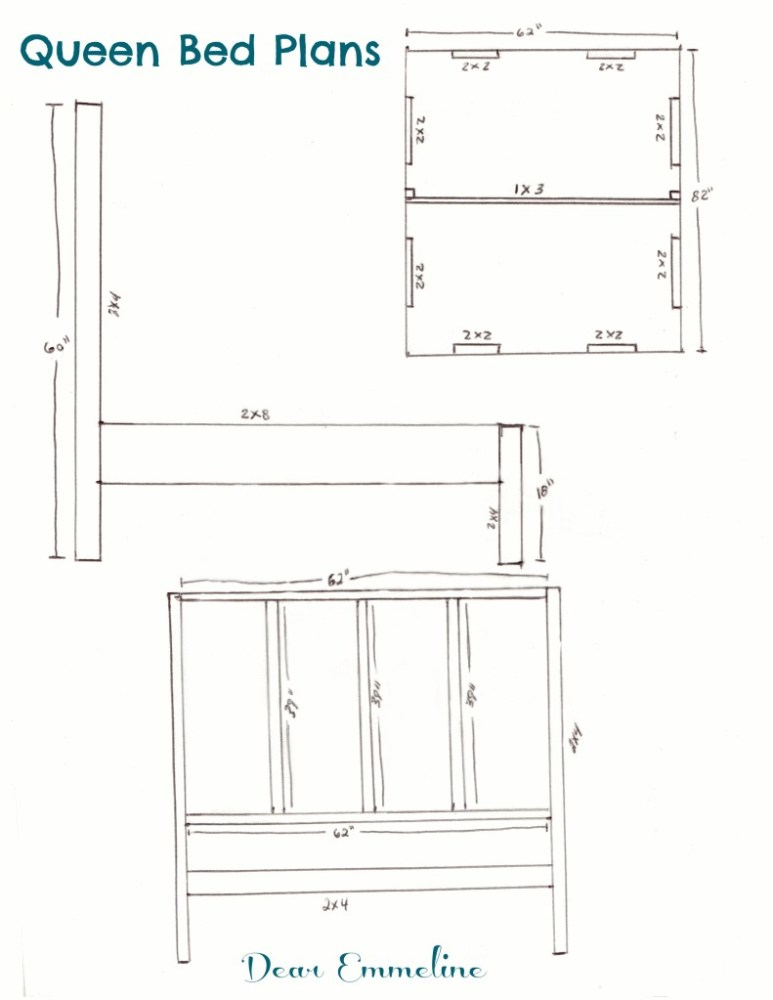 King Size Bed Frame Dimensions Singapore
