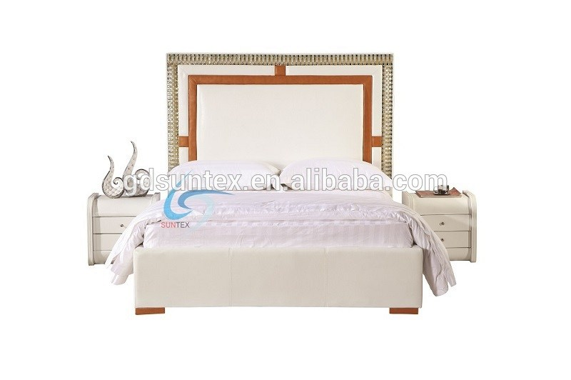 King Size Bed Frame High Headboard