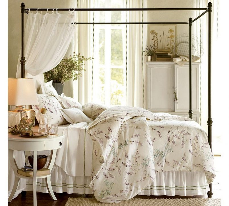 King Size Canopy Bed Frame Australia