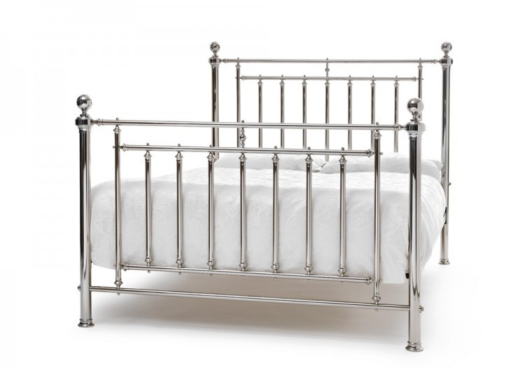 King Size Low Profile Metal Bed Frame