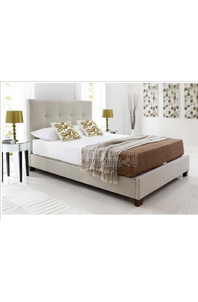 King Size Ottoman Storage Bed Frame