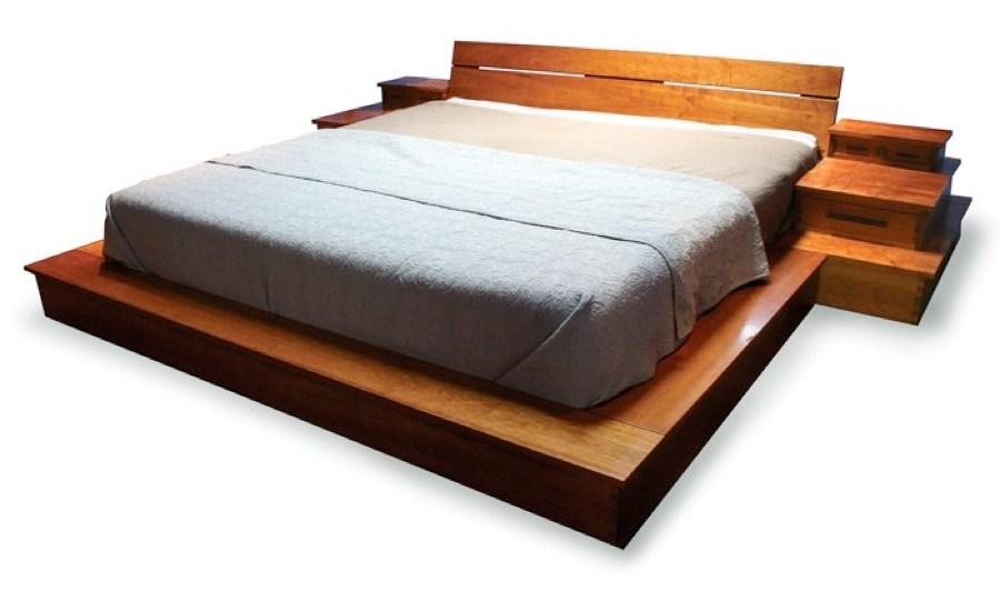 King Size Pallet Bed Frame Plans