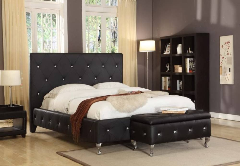King Size Platform Bed Frames With Drawers