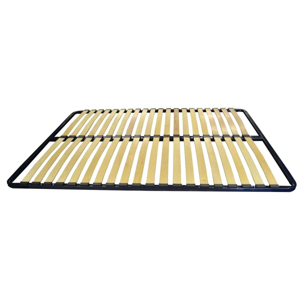King Size Slatted Bed Base