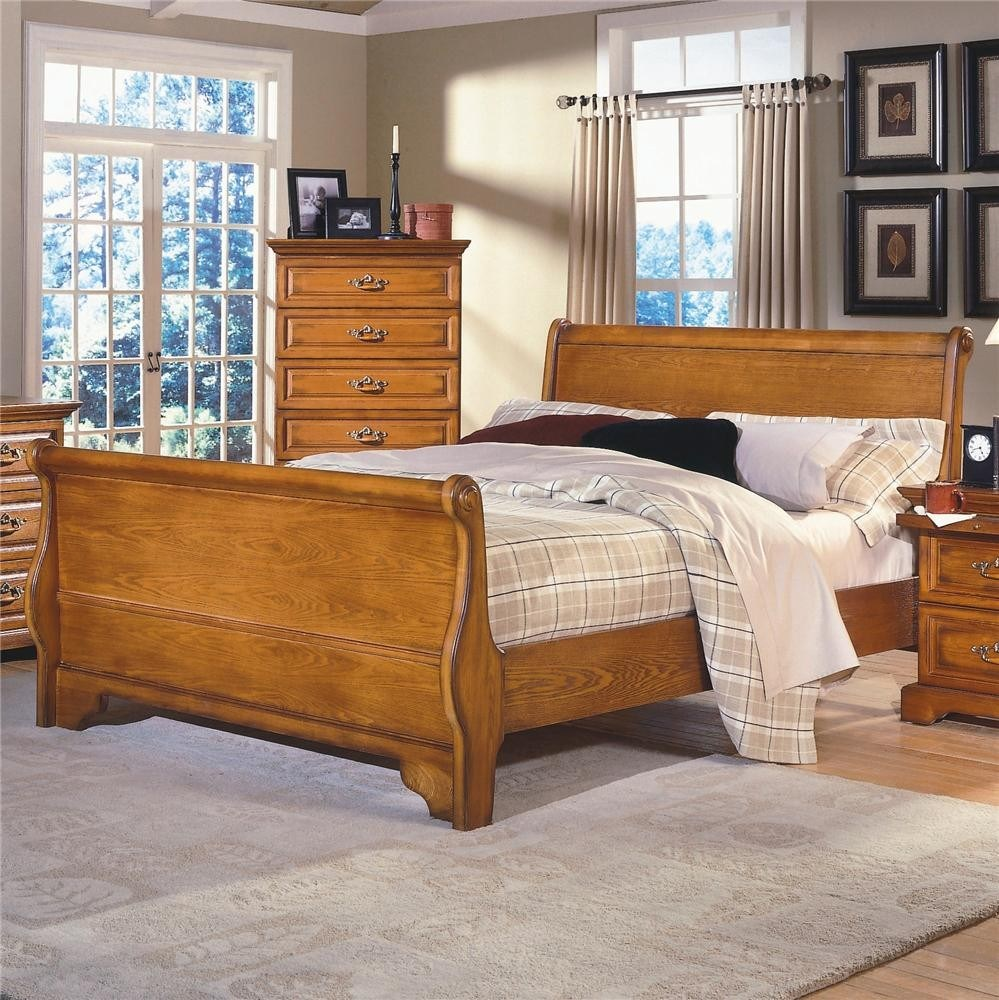 King Size Sleigh Bed Frame Nz