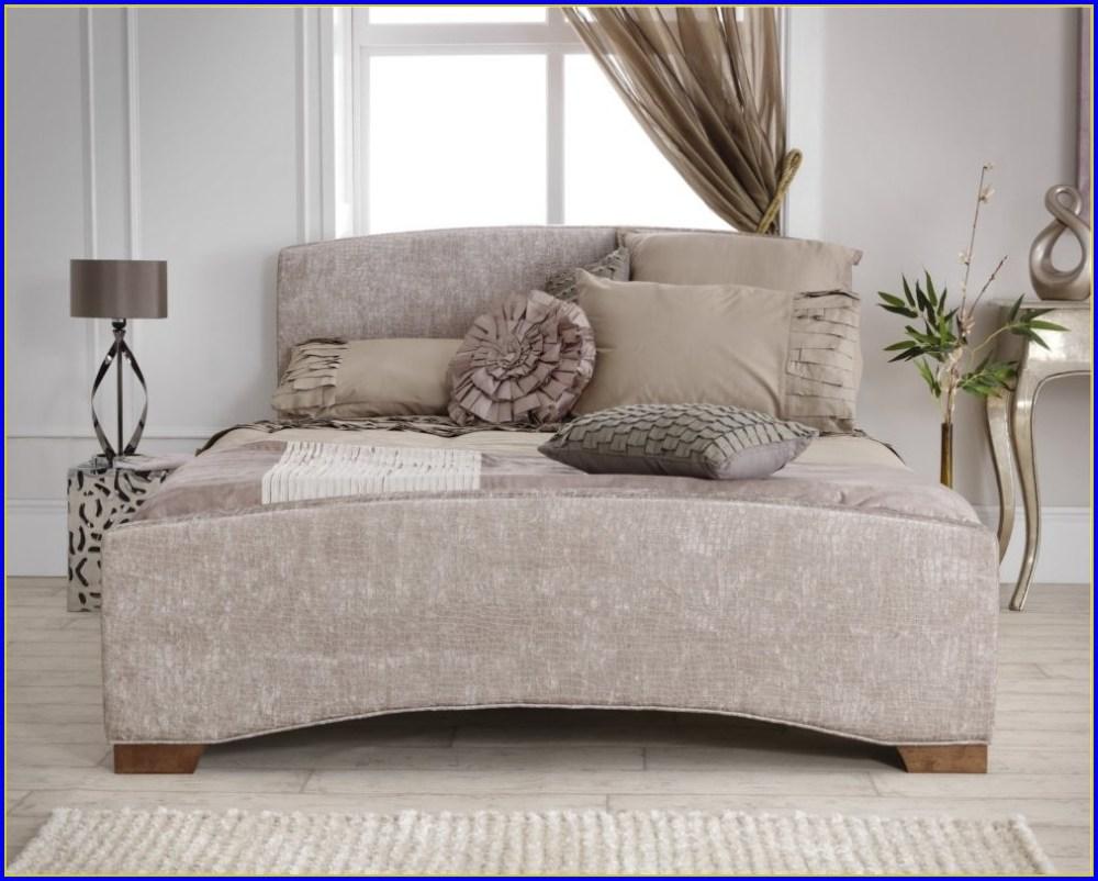 King Size Upholstered Bed Frame Australia