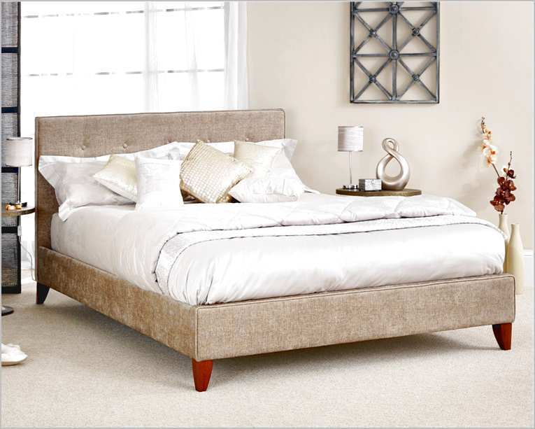 King Size Upholstered Bed Frame Uk