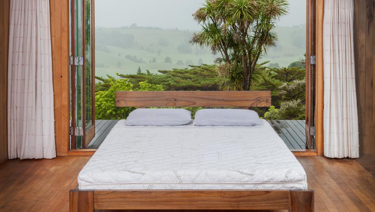 King Slat Bed Frame Nz