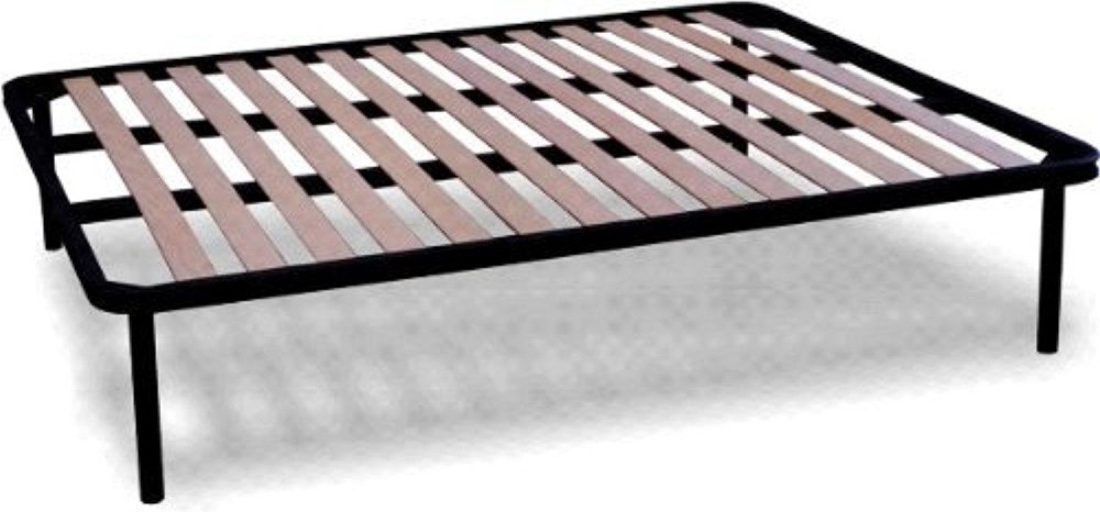 King Slatted Bed Base