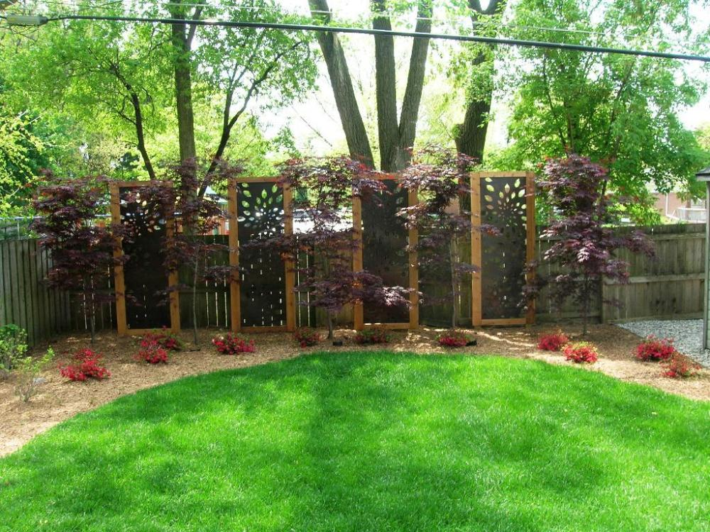 Landscape Design Ideas For Privacy