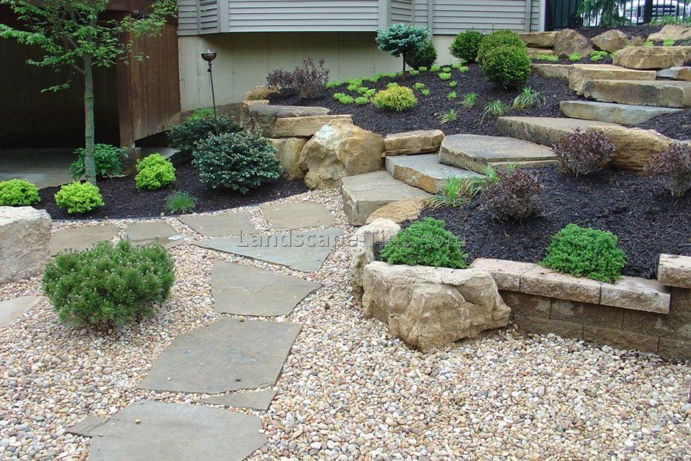 Landscape Design Ideas With Rocks