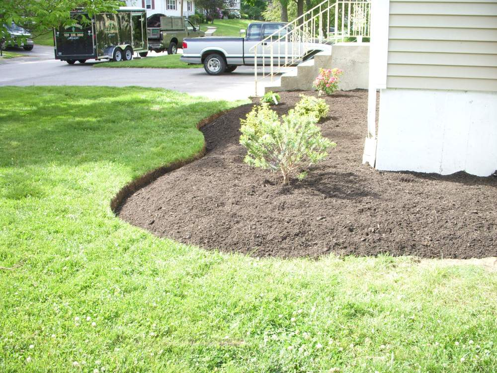 Landscape Edging Ideas Metal