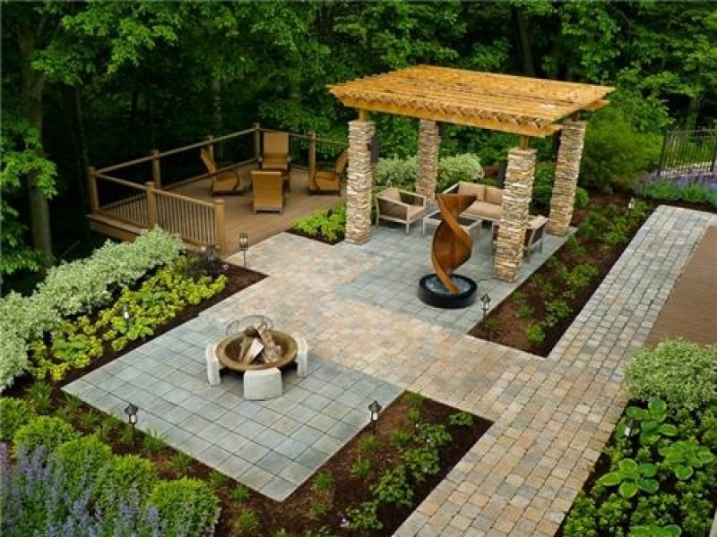 Landscape Ideas For Backyard