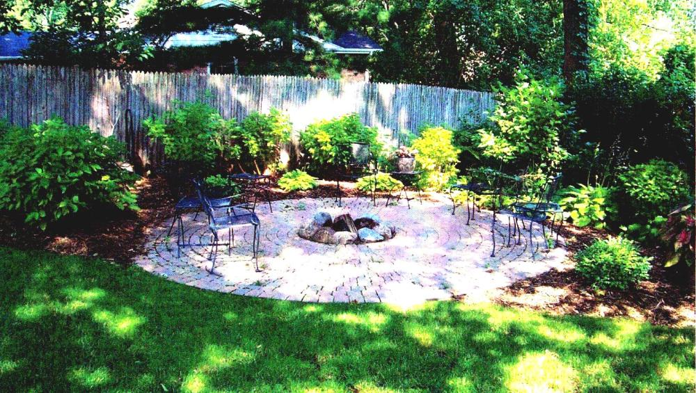 Landscape Ideas For Backyards With Pictures