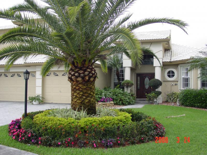 Landscape Ideas For Front Of House Florida