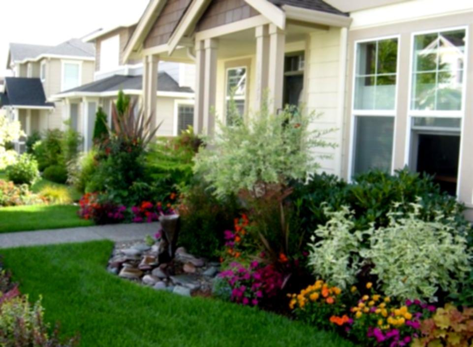 Landscape Ideas For Front Yard Low Maintenance