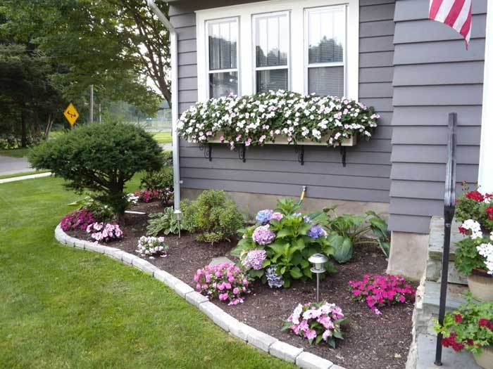 Landscape Ideas For Side Of House