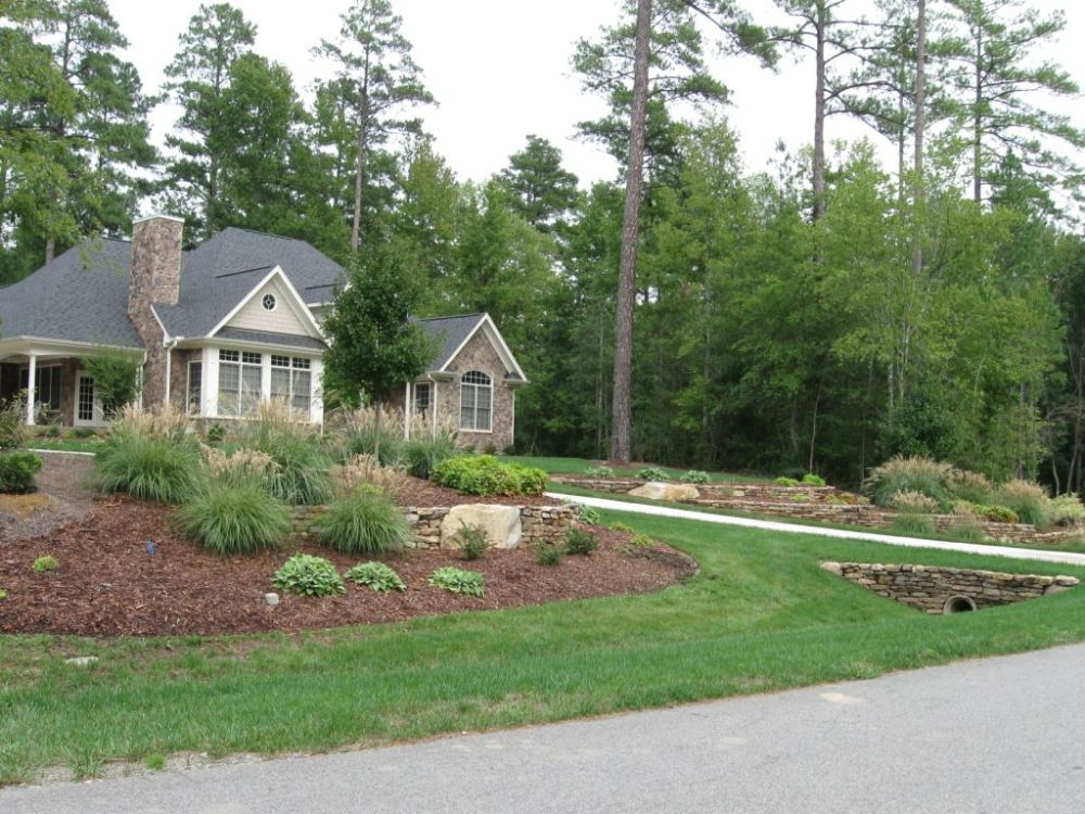Landscape Ideas For Sloped Backyard