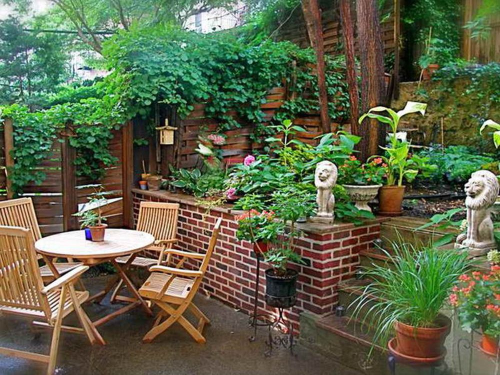 Landscape Ideas For Small Backyards Australia