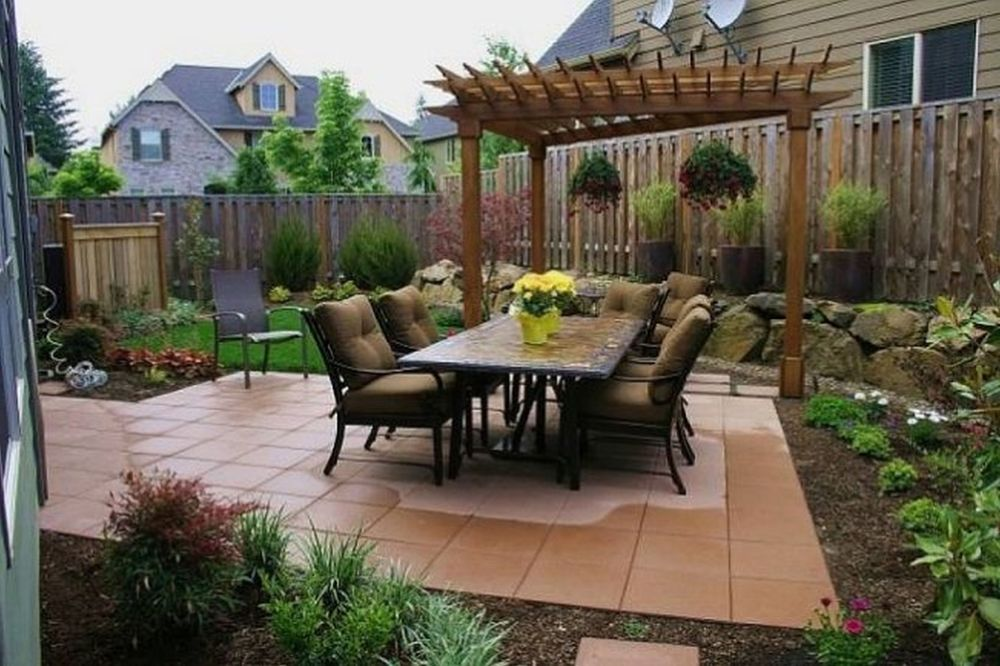 Landscape Ideas For Small Backyards