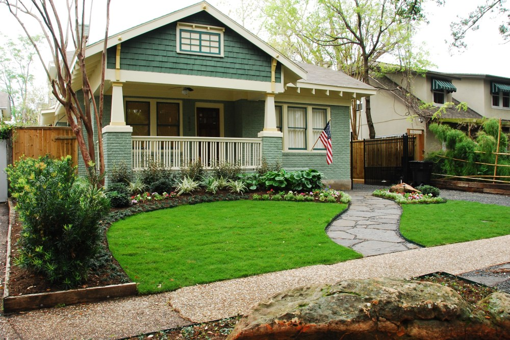 Landscape Ideas Front Yard Simple