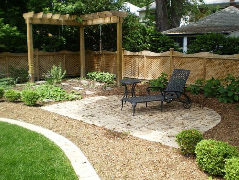 Landscape Ideas Without Grass