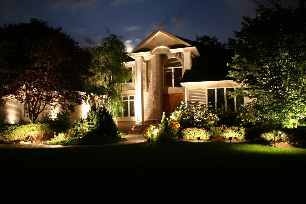 Landscape Lighting Ideas Design