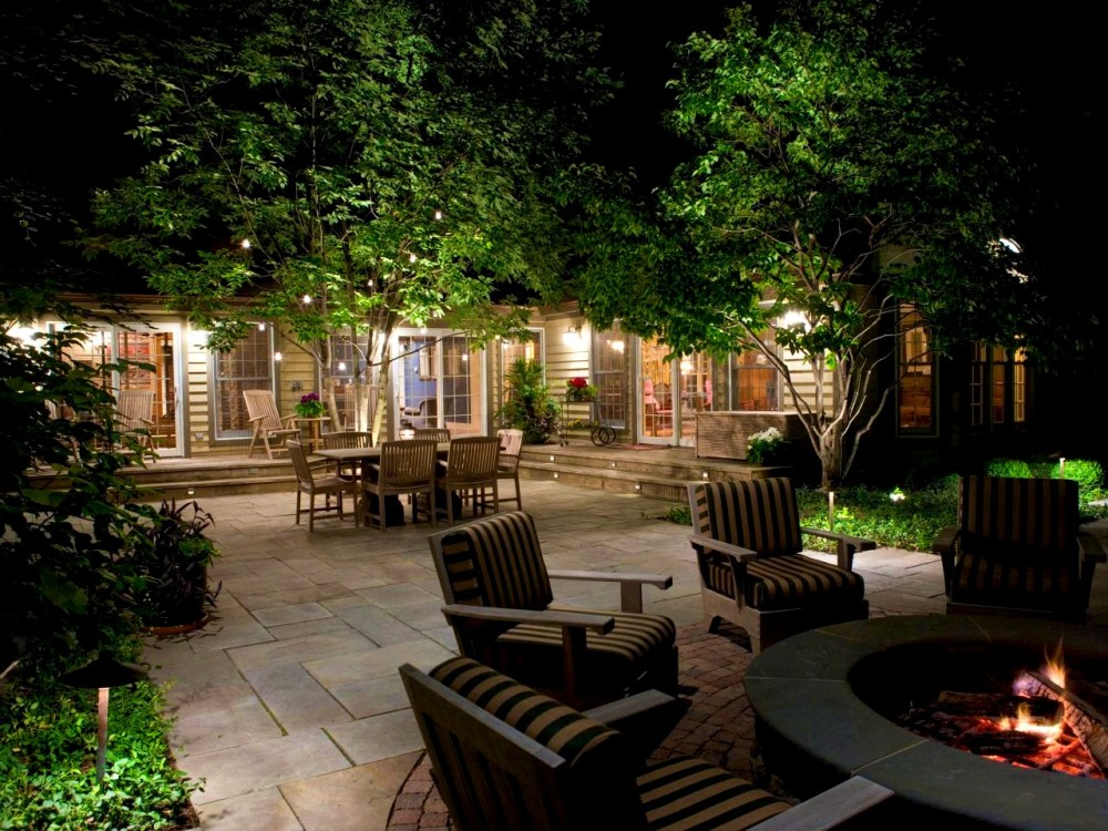 Landscape Lighting Ideas For Decks