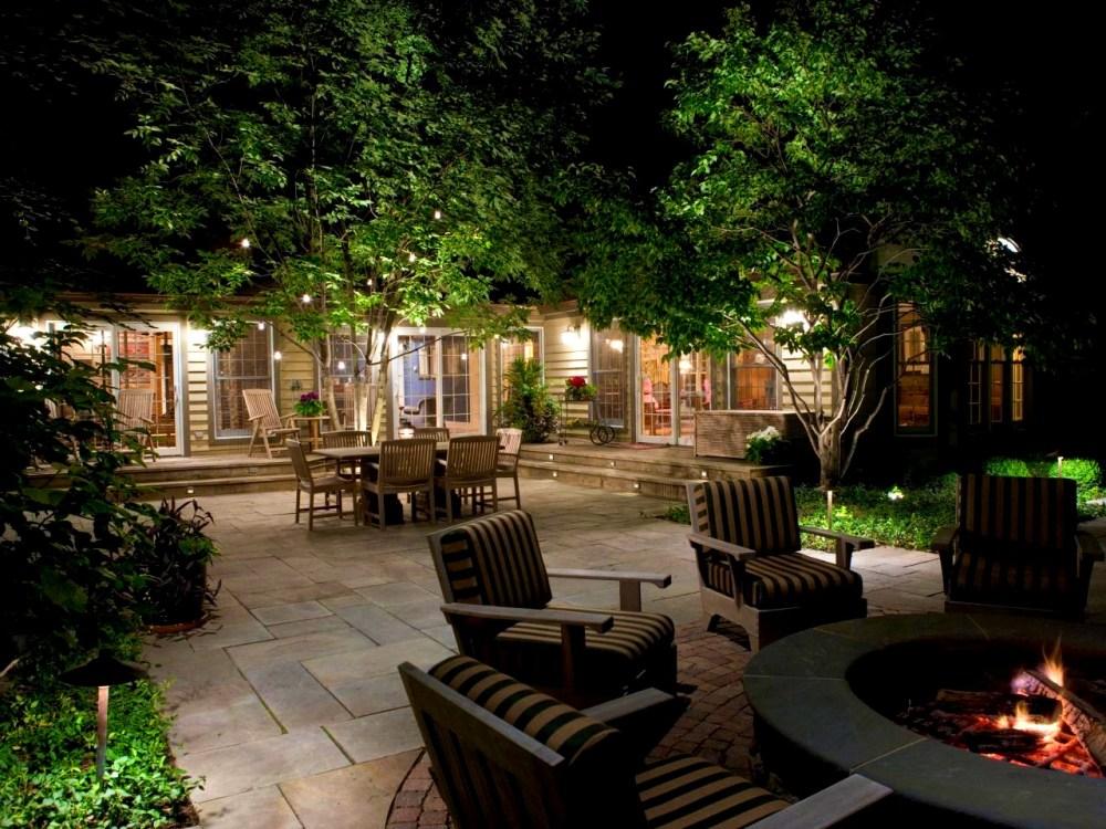 Landscape Lighting Ideas For Decks