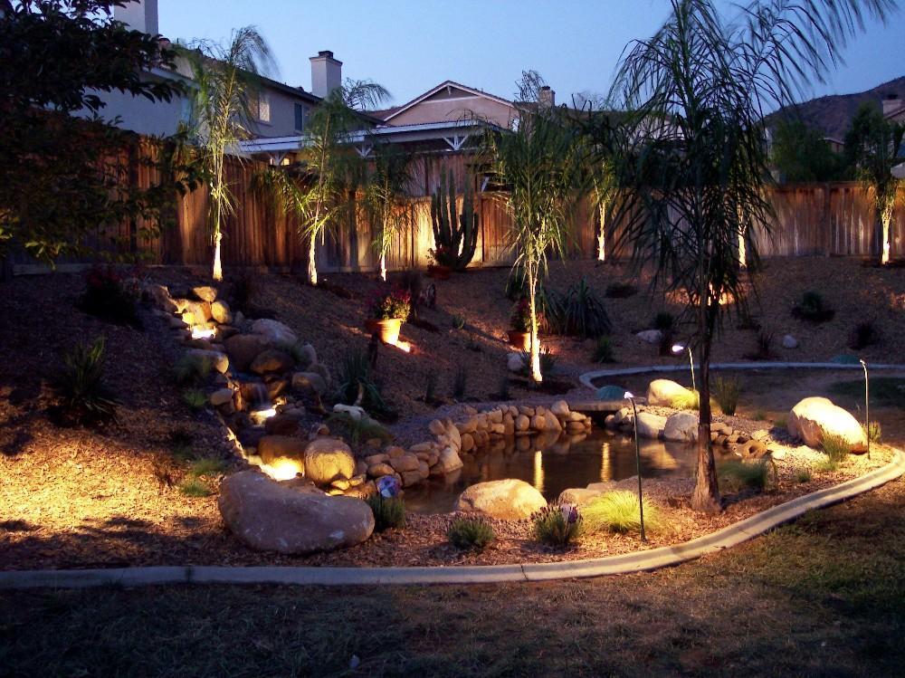 Landscape Lighting Ideas Pictures