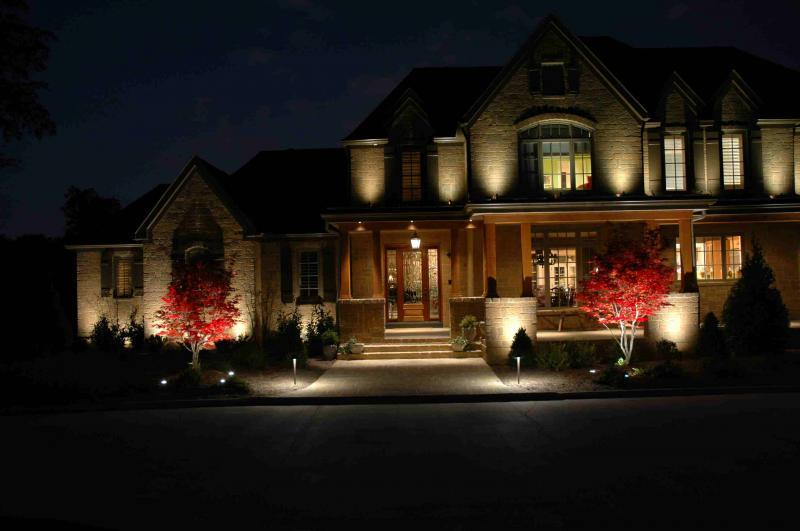 Landscape Lighting Ideas Solar